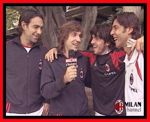 Nesta,Pirlo,Gattuso,rui Costa
