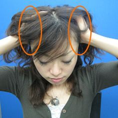 強敵・ほうれい線が消える!気持ちいい筋トレ-●側頭部と耳周りマッサージ:日経ウーマンオンライン【顔筋トレで、なりたい顔の作り方】