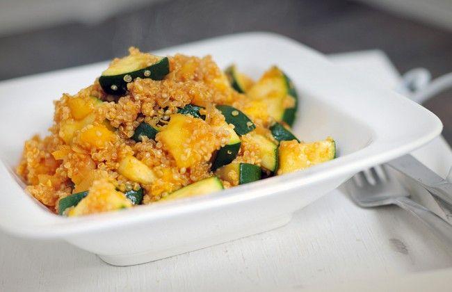 Supersnel quinoa recept