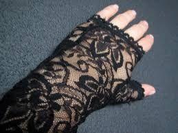 Afbeeldingsresultaat voor kanten handschoenen