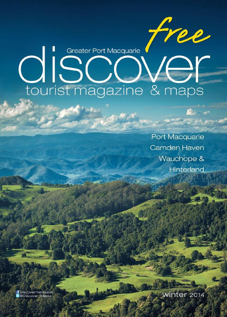 ISSUU - Discover Magazine (Greater Port Macquarie) April to September 2014 by Discover Media Australia