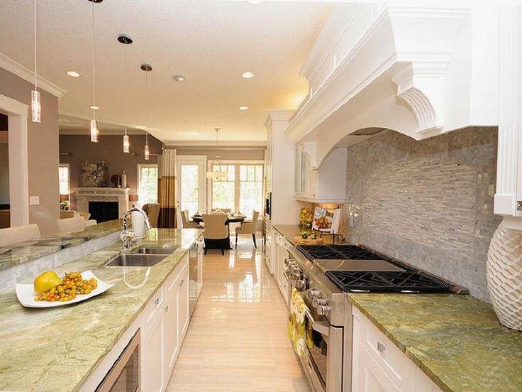 HGTV Has Beautiful Pictures Of Small Kitchen Layouts And Decorating Themes  To Give You Ideas For
