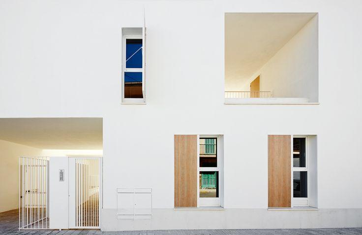 RipollTizon Estudio de Arquitectura, Social Housing, Sa Pobla, Maiorca, Spagna 2012