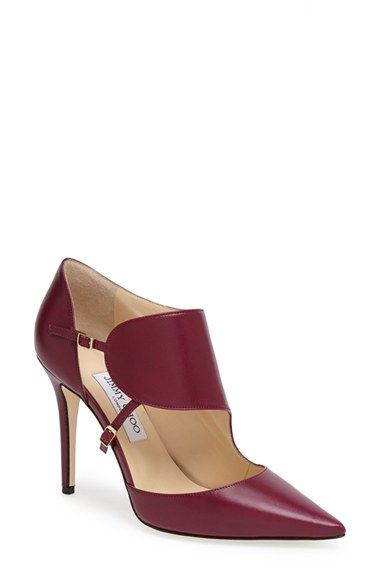 Jimmy Choo 'Heath' Pump (Women) #shoes #omg #beautyinthebag #heels #pumps