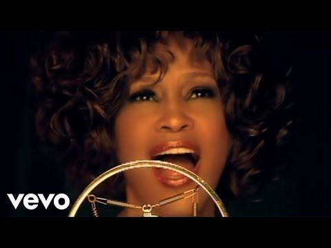 Whitney Houston – Million Dollar Bill (Official Mu…