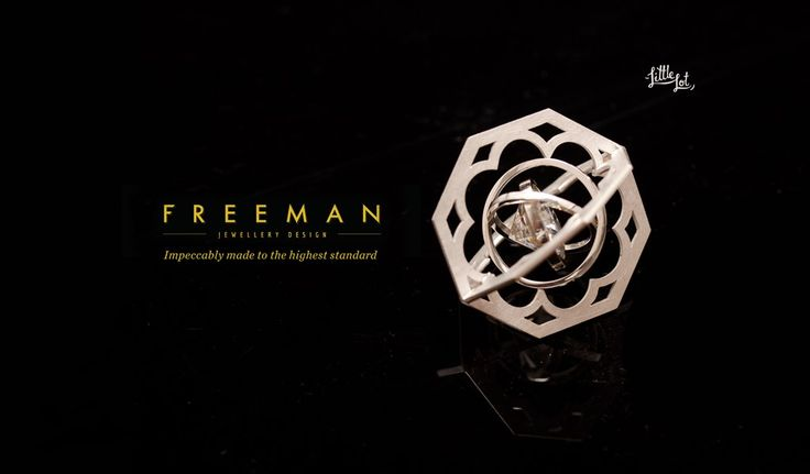 Little Lot   High-end Boutique Crafted Bespoke Jewellery. from Freeman Jewellery Design