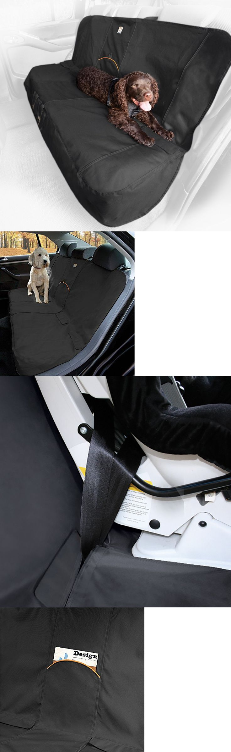 Car Seat Covers 117426: Kurgo Waterproof Car Bench Seat Cover For Dogs Lifetime Warranty Pet Supplies BUY IT NOW ONLY: $43.85