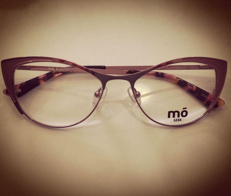 Montura mó eyewear cat eye