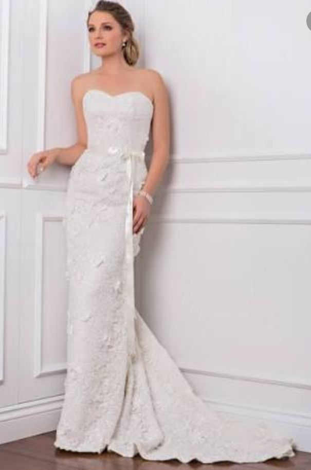 Wendy Makin Piper Used Wedding Dress on Sale 50% Off