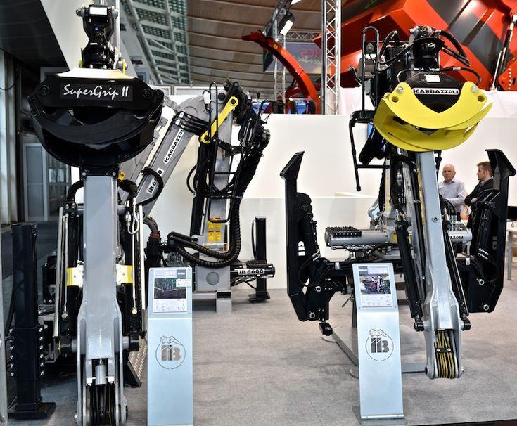 ICARBAZZOLI auf der Agritechnica 2015
