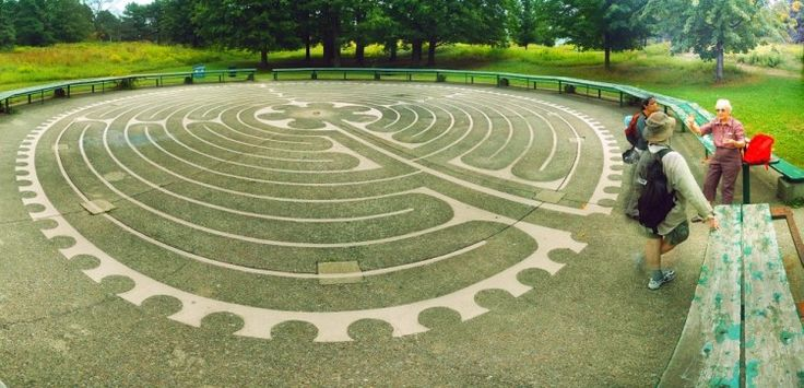 1000 Images About Labyrinths On Pinterest Land 39 S End Maze And Lands End San Francisco