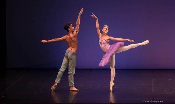 Galicia ÉMINENT presentó a las máximas figuras del ballet mundial en el Teatro Coliseo