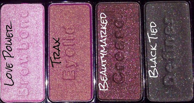 MAC Trax Eyeshadow Duplicate • Wet N Wild Color Icon Collection • Blog Sale