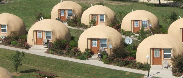Image Monolithic Dome Rentals The Inn Place Is A