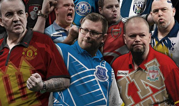 Premier League Darts: Which player should you support based on your favourite club?   via Arsenal FC - Latest news gossip and videos http://ift.tt/2k5VYax  Arsenal FC - Latest news gossip and videos IFTTT
