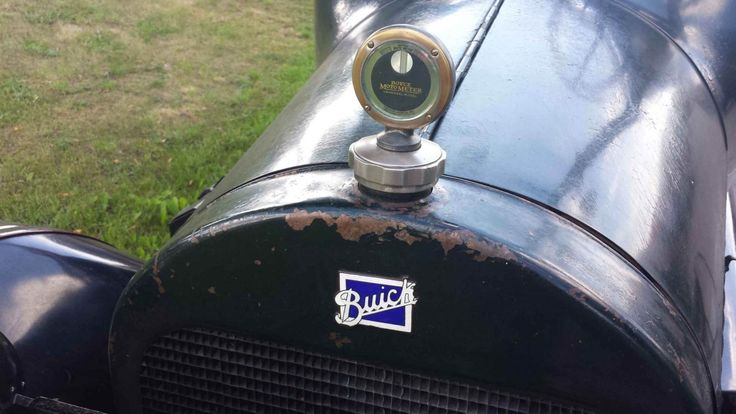 Buick 1916 2800ccm OHV :: motorestaurovani