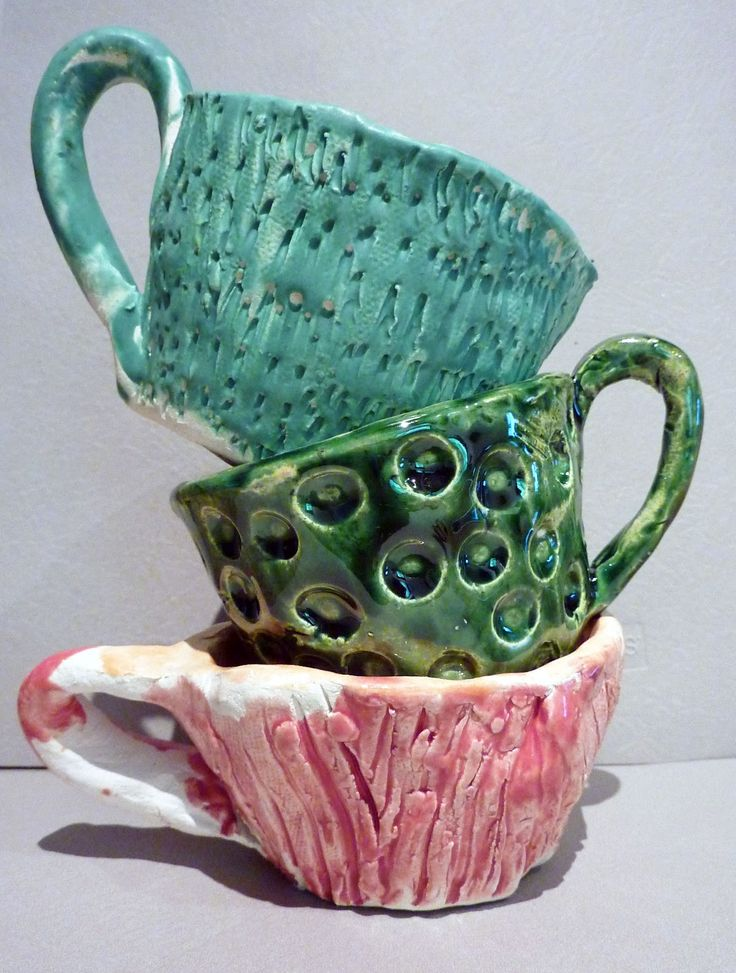 projects idea unique tea cups. Build your own cocoa mug  clay projects for kids 255 best Wet Clay Projects images on Pinterest Pottery ideas