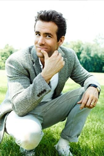 Ryan Reynolds... Husband in another life ...