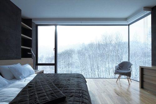 #minimal #contemporary #winter