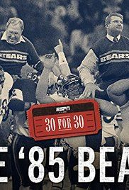 Chicago Bears Free Online Streaming. One of the greatest football teams ever assembled, the 1985 Chicago Bears were a team of big talent, big egos, and big success. This documentary explores that success and the players behind...