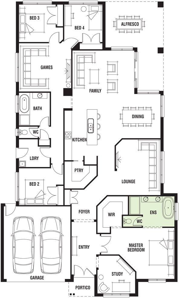 Troy davis homes floor plans for Davis homes floor plans