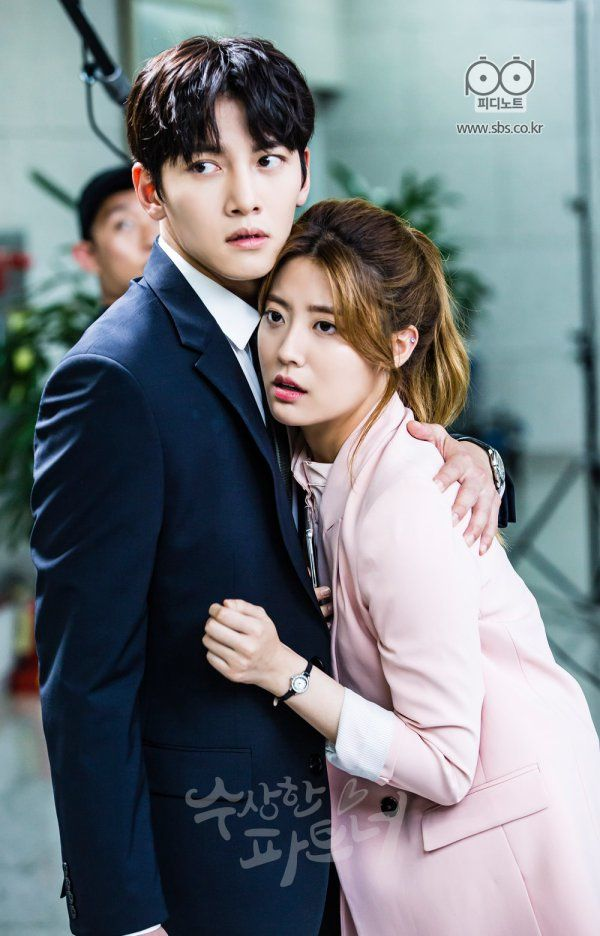 """[Drama] More breath-holding stills and behind-scenes from """"Suspicious Partner"""" 
