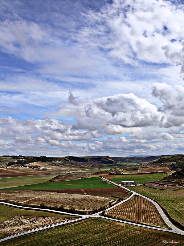 Peñafiel, Valladolid by Donibane