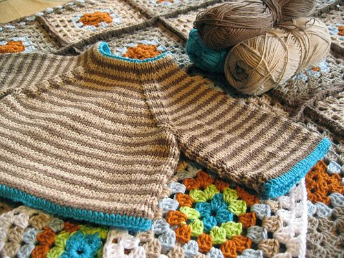 several knitting patterns