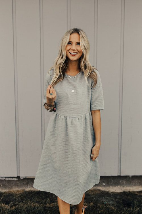 Play for Keeps Quilted Dress | ROOLEE #ROOLEEfave
