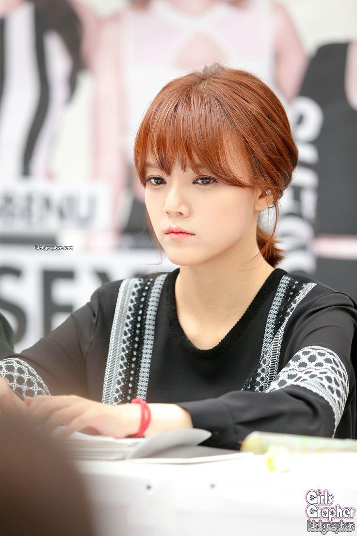 AOA Jimin | Shin JiMin in 2019 | 지민, 앞머리, 아이돌