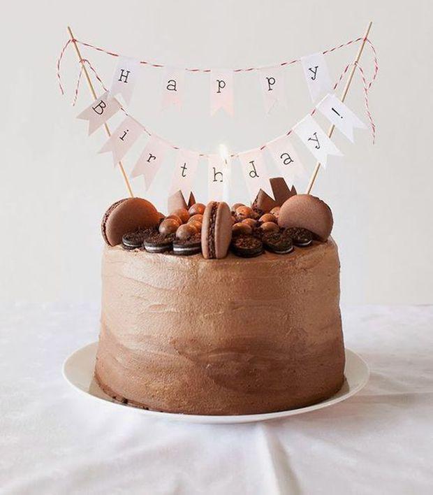 Las 25 mejores ideas sobre tartas de 40 cumplea os en - Ideas originales para 40 cumpleanos ...