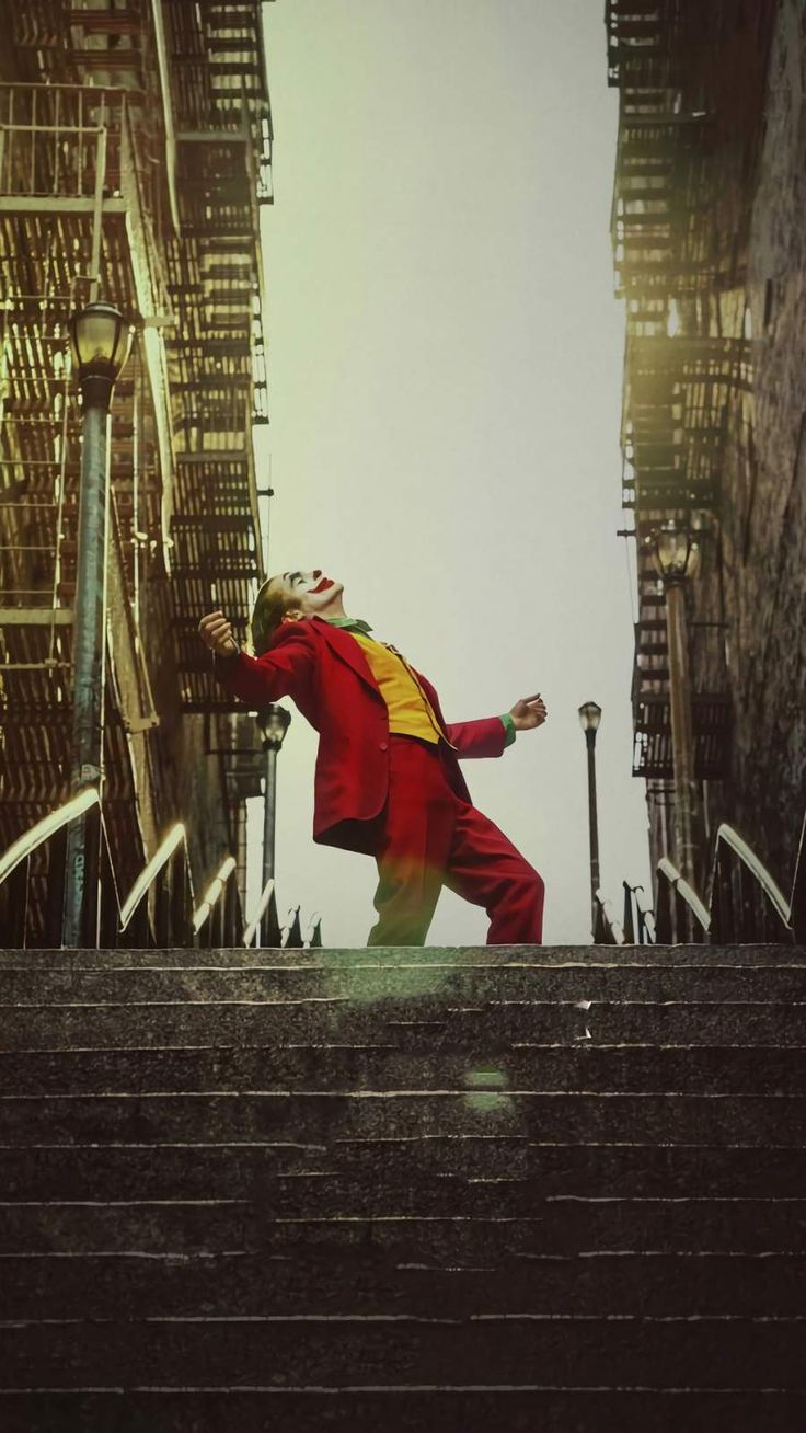 Joker Movie 2019 iPhone Wallpaper