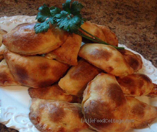 Beef Empanadas. Pretty easy | Food | Pinterest