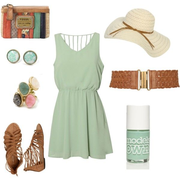 simple summer, created by catrinadjm