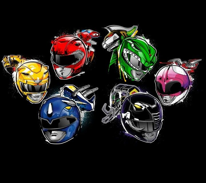 Mighty Morphin Power Rangers Wallpaper: 100+ Best Power Rangers Images By Darryl Dazo On Pinterest