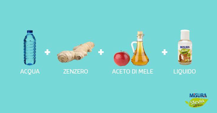 L'ultima moda salutista americana si chiama Switchel, un concentrato di sostanze digestive, disintossicanti e antiinfiammatorie  #switchel #detox #stevia #ginger