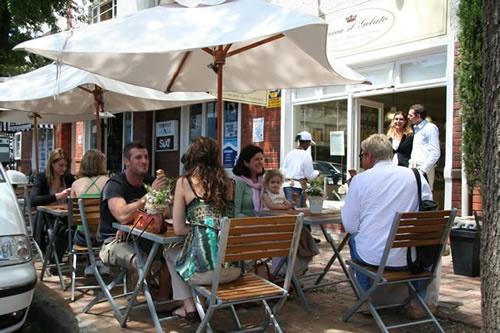 Lecca il Gelato - Stellenbosch  Best gelato eva!
