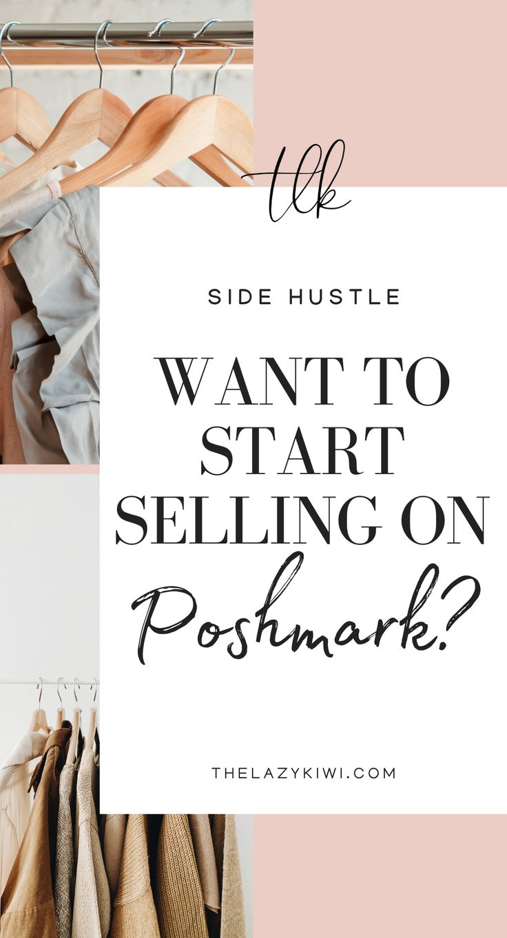 How to Sell on Poshmark Canada — The Lazy Kiwi in 2020