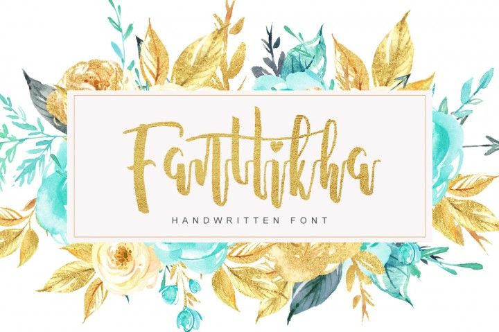 Fanttikha By MissinkLab Studio