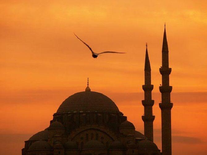 Τα Μοναδικά Ηλιοβασιλέματα της Πόλης! [εικόνες] | Κωνσταντινούπολη