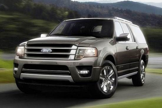 2017 Ford Expedition Platinum Price
