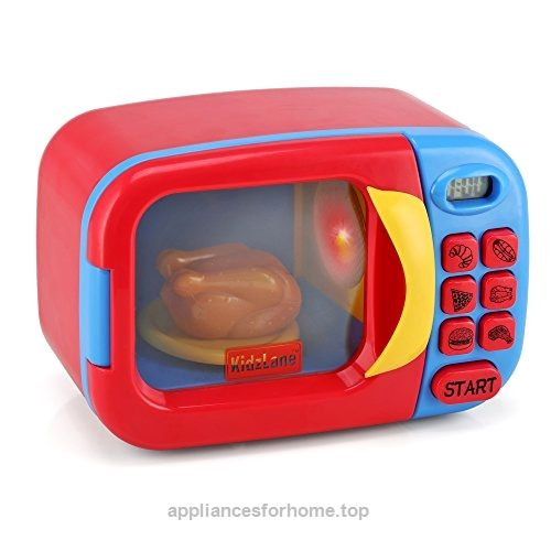 Kidzlane Microwave Oven Toy For Kids Pretend Play Kitchen Accessories Toy Check It Out Now