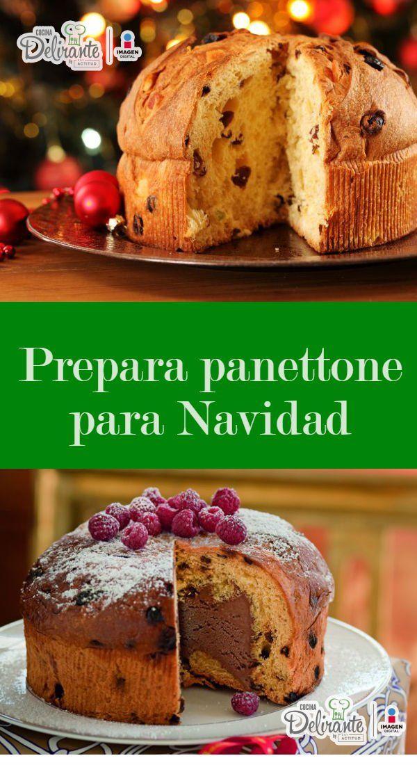 El secreto para que este postre italiano tenga un sabor inigualable está en la masa, que debe dejarse fermentar por horas. Aunque la receta es un poco laboriosa, vale la pena prepararla para compartir en la cena de Navidad.