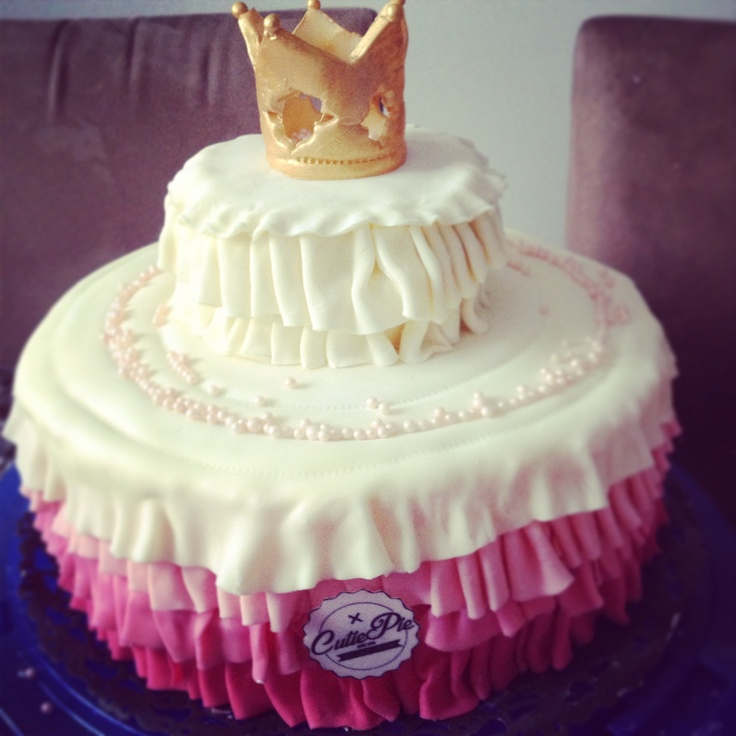 Cute princess cake