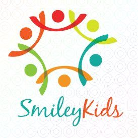 SOLD | #Smiley #Kids #logo