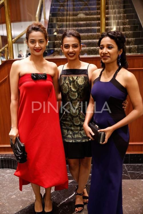 """""""There has to be a limit,"""" Radhika backs co-star Tannishtha Chatterjee on controversy over racial jokes!"""