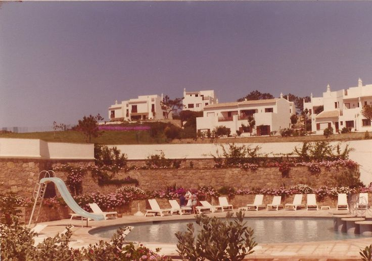 Vale do Lobo in the 1970's. Thanks to Andy Brown for sharing these with #ValedoLobo Algarve, Portugal