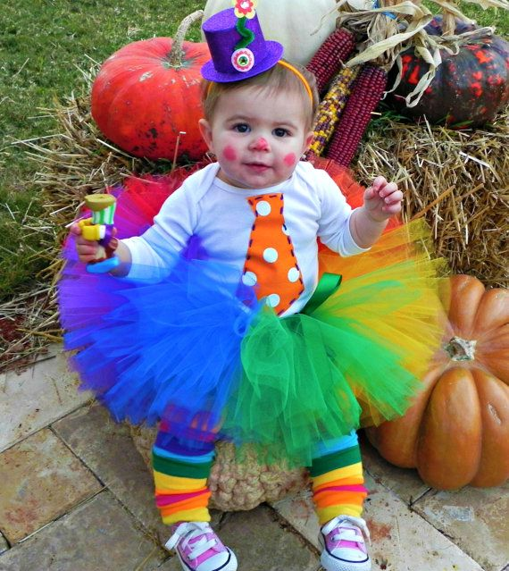 Tutus Clownin' Around tutu for your little by carolinesboutique, $49.50