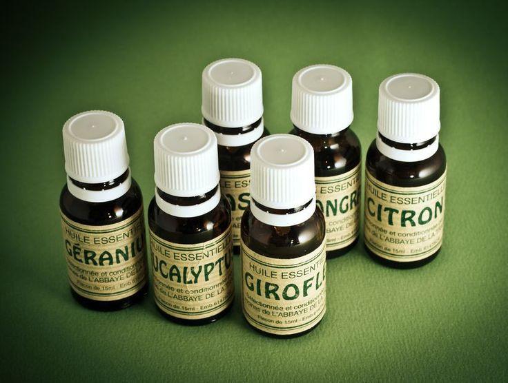 Les trois huiles essentielles les plus utiles
