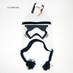 Baby Winter Warm Hat Star War Storm Trooper